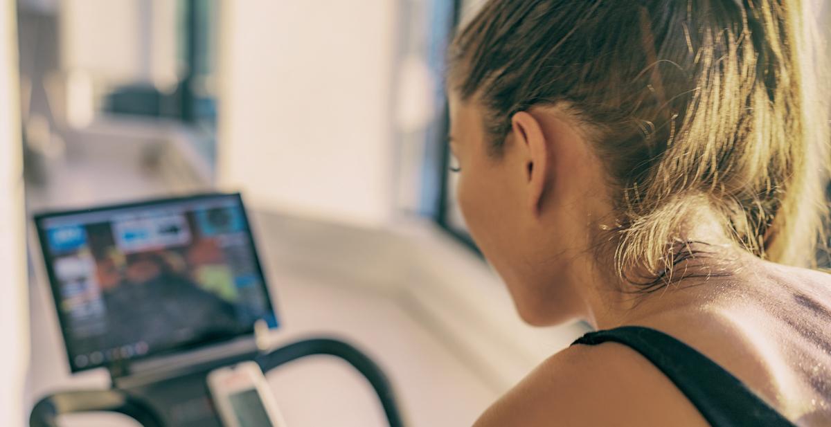 Smart Exercise Equipment